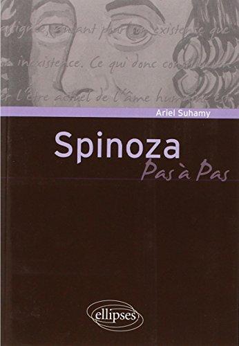 9782729862220: Pas a Pas avec Spinoza