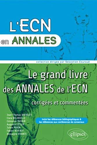 9782729864255: Annales de l'Ecn Corrigées Commentées