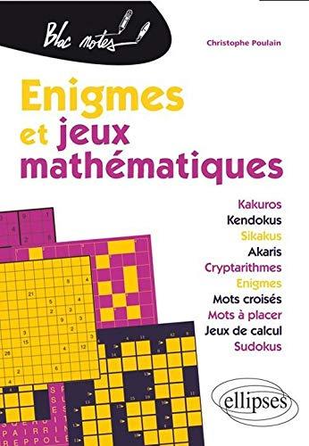 9782729866235: Enigmes & Jeux Mathématiques