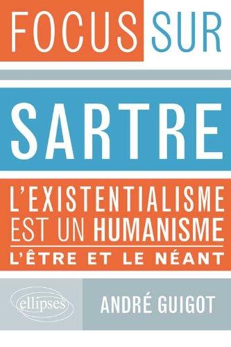 9782729866419: L'Existentialisme Est un Humanisme Sartre