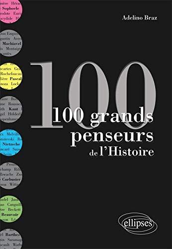 9782729866938: 100 grands penseurs de l'histoire