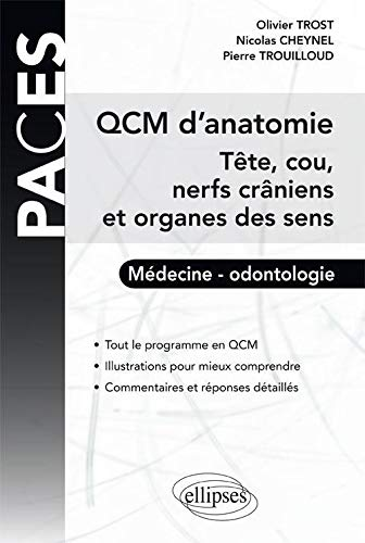 9782729870263: QCM d'anatomie (French Edition)