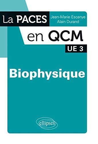 9782729870850: Biophysique UE3