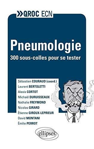 9782729873059: QROC ECN Pneumologie
