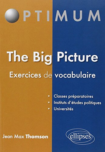9782729875275: the big picture exercise book