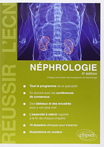 9782729875312: Néphrologie (French Edition)