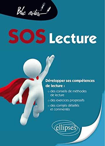 9782729875558: SOS Lecture Développer ses Comptétences de Lecture