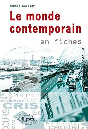 9782729875794: Le Monde Contemporain en Fiches