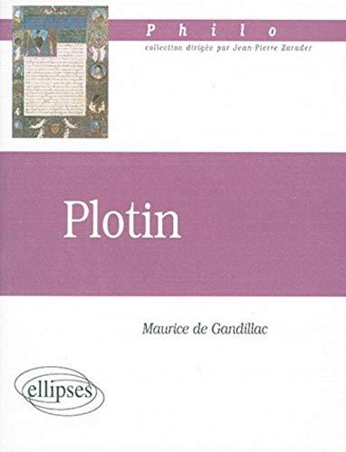 9782729878344: Plotin (Philo)