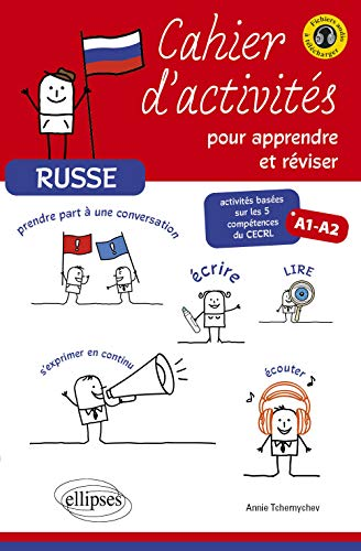 Russe Cahier d'Activites pour Apprendre et Reviser.: Annie Tchernychev