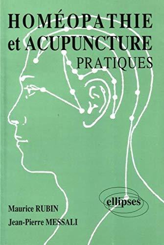 Homéopathie et acupuncture pratiques (9782729889449) by Rubin