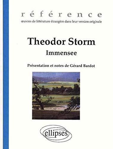Immensee (en allemand): Storm, Theodor
