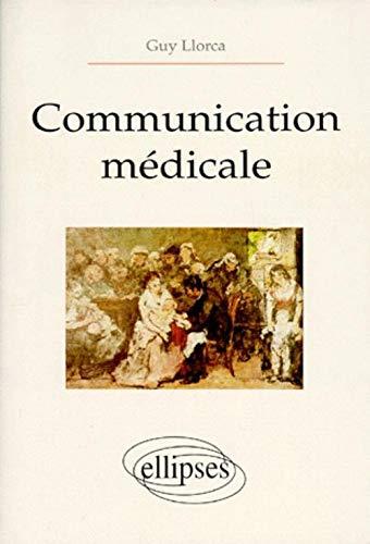 9782729894849: Communication médicale