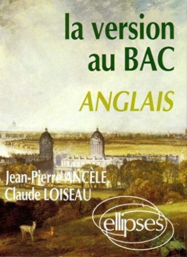 La version au bac anglais: Ancele