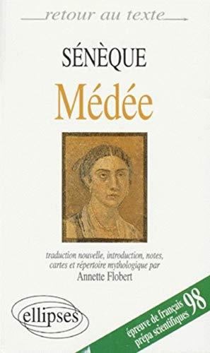 9782729897680: Sénèque : Médée