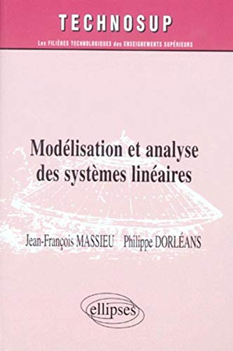 9782729898229: Mod�lisation et analyse des syst�mes lin�aires