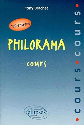 9782729898281: Philorama: Cours
