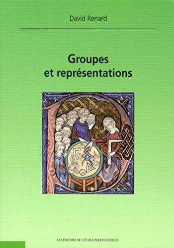 9782730215718: Groupes et représentations