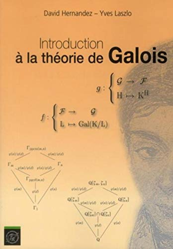 9782730215930: Introduction à la théorie de Galois (Mathématiques)