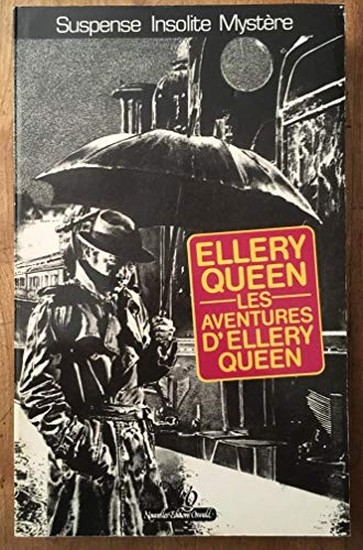 9782730402163: Les Aventures d'Ellery Queen (Collection Le Miroir obscur)