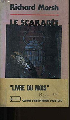 9782730404471: Le Scarab�e : roman