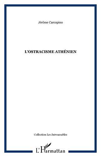L'Ostracisme athà nien Carcopino, J.
