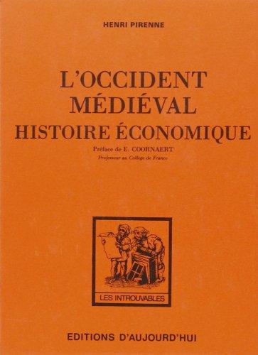 L'Occident médiéval (French Edition): Henri Pirenne