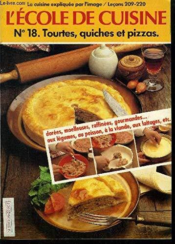 9782730900188: L'École de cuisine : 12 leçons filmées et 68 recettes pour les appliquer