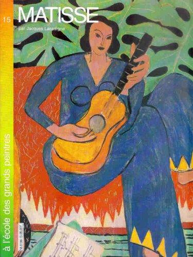 9782730905145: Matisse (A l'école des grands peintres .)