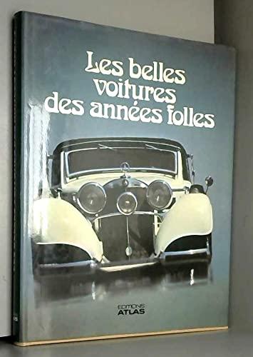 9782731200782: Les belles voitures des années folles