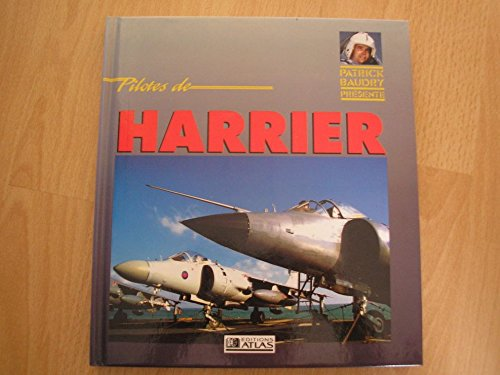 9782731213362: PILOTES DE HARRIER