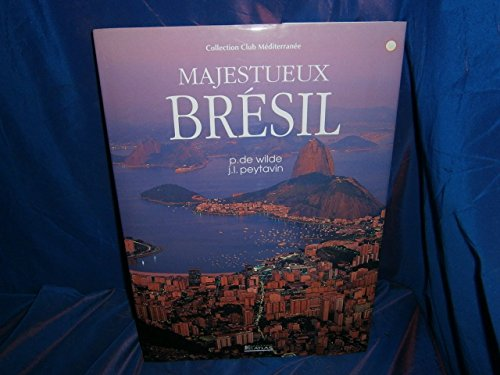 9782731216158: Majestueux Br�sil