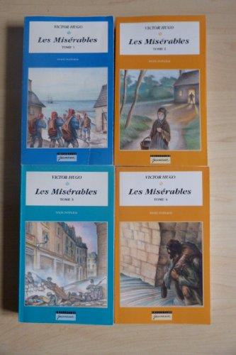 9782731217230: Les Mis�rables Tome 1;2;3;4