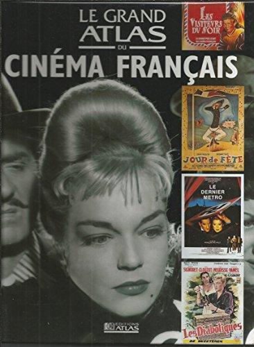 9782731220513: Le grand atlas du cinéma français