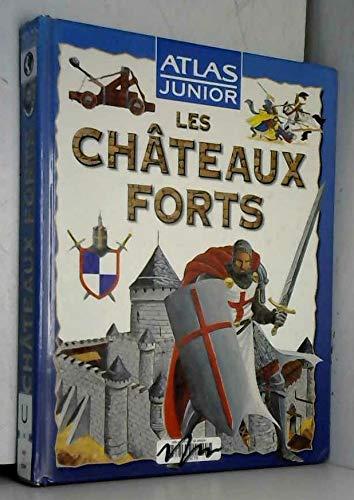 9782731222401: Atlas junior : les chateaux forts