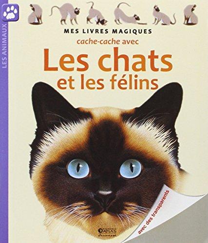 9782731226669: Cache-cache avec les chats et les félins|Mes livres magiques