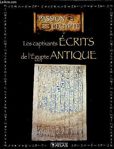 9782731237719: Livre Ed.ATLAS PASSION DE L'EGYPTE