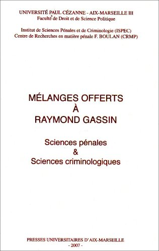 9782731405644: M�langes offerts � Raymond Gassin