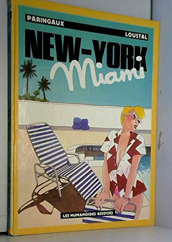 9782731600490: New-York Miami