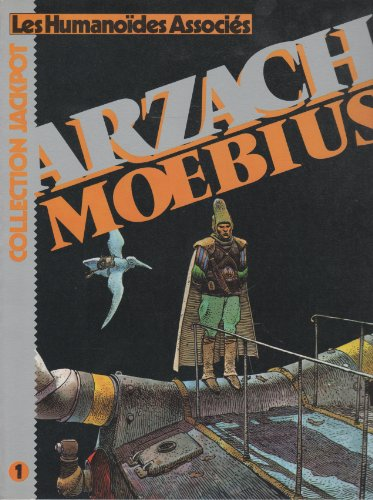 Arzach, Moebius - Collection Jackpot 1 -: Moebius