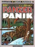 9782731603637: Panzer panik (Collection H, Humour humanoïde)