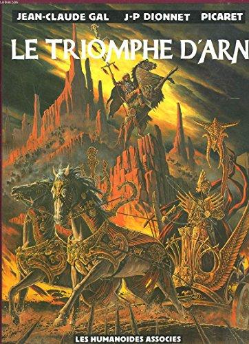 9782731604450: Le Triomphe D'arn.