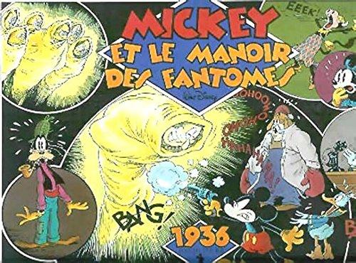 9782731604566: Mickey et le manoir des fant�mes (L'�ge d'or de Mickey)