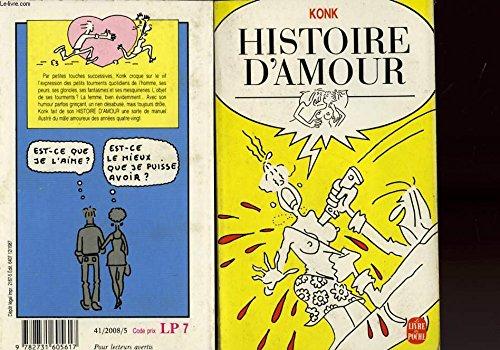 9782731605617: Histoire d'amour
