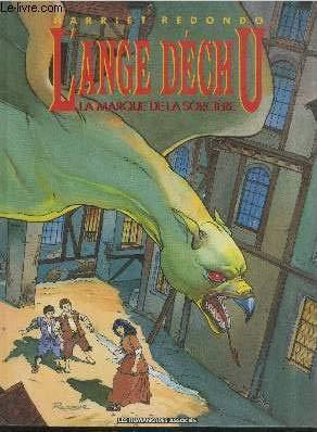 La marque de la sorcière t04 l'ange: Redondo Harriet