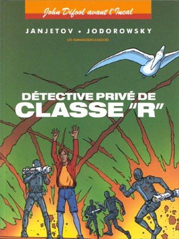 9782731609677: John Difool avant l'Incal, tome 2 : Détective privé de classe