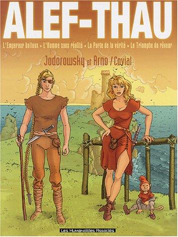 9782731615609: Alef-Thau Intégrale : Coffret 2 volumes