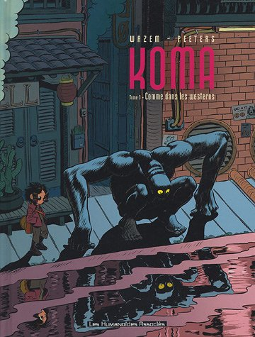 9782731616484: Koma, Tome 3 (French Edition)