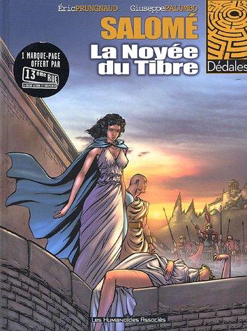 9782731616958: Salomé, Tome 1 : La noyée du Tibre