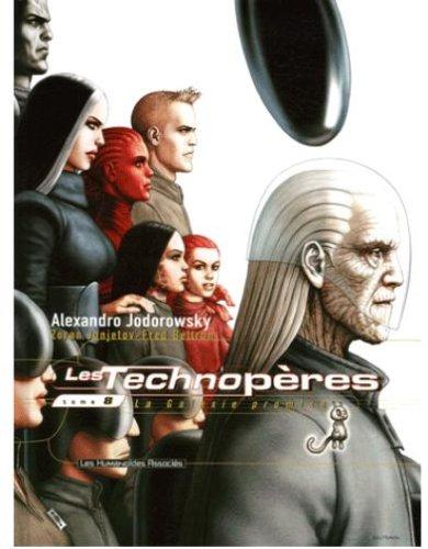 9782731617085: Les Technopères T08: La galaxie promise